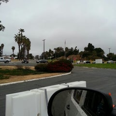 Photo taken at NWS Fallbrook Inspection Lane by Bennett A. on 4/15/2013
