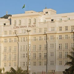 Photo taken at Belmond Copacabana Palace by Belmond Copacabana Palace on 3/11/2014