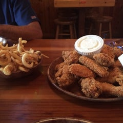 Photo taken at Hooters by Christopher d. on 8/15/2014