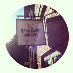 Photo taken at The Bang Candy Company by Fire F. on 11/20/2014