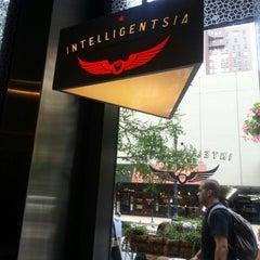 Photo taken at Intelligentsia Coffee by Amy J. on 9/1/2013