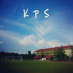 Photo taken at Kalasinpittayasan School by วัชระ ก. on 7/8/2014
