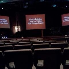 Photo taken at Heartland Vineyard Church by Dan D. on 6/15/2014