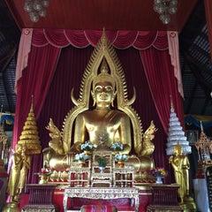 Photo taken at Wat Luang by Thanawat Y. on 7/25/2015