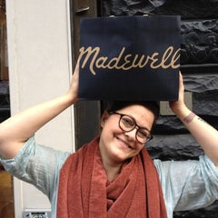 Photo taken at Madewell by Nicole M. on 10/10/2012