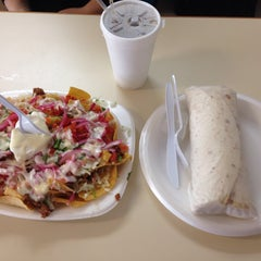 Photo taken at TacoSon by Paula M. on 1/5/2015