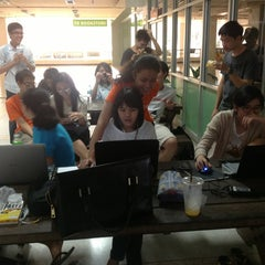 Photo taken at คณะแพทยศาสตร์ (Faculty of Medicine) by Angela A. on 1/1/2013