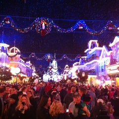 Photo taken at Main Street, U.S.A. by Don on 11/26/2012