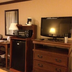 Photo taken at Quality Inn & Suites by Beff K. on 1/17/2014