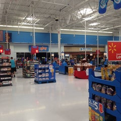 Photo taken at Walmart Supercenter by Ted M. on 6/30/2014