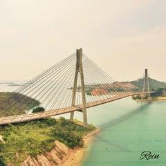 Photo taken at Batam by Reinheart D. on 11/4/2014