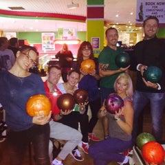 Photo taken at Tenpin Bowling by Kristian L. on 11/18/2014