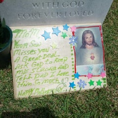 Photo taken at Jacksonville National Cemetery by Kat M. on 5/12/2013