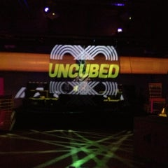 Photo taken at NYC Uncubed by Steve C. on 11/14/2012