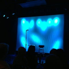 Photo taken at Hyena's Comedy Club by Nico on 6/14/2013