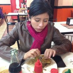 Photo taken at El Taco Veloz by ERiik M. on 1/31/2014