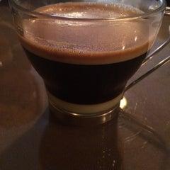 Photo taken at Fine Grind Café by Nam-Woo C. on 12/10/2013