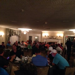 Photo taken at St. George's Golf & Country Club by Jeremy S. on 9/30/2013