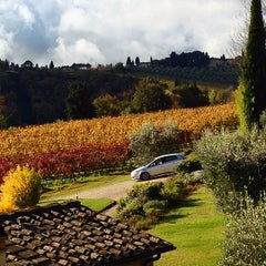 Photo taken at Agriturismo Guardastelle - Sovestro in Poggio Winery by Fausto M. on 11/14/2014