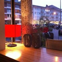 Photo taken at moloko+ by Stefania Z. on 10/24/2012