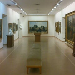 Photo taken at Museo Bellas Artes by Iván L. on 11/24/2012