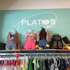 Photo taken at Plato's Closet San Mateo by Ryan H. on 6/2/2013