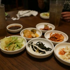 Photo taken at Seoul Garden by Eric C. on 7/23/2015