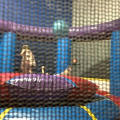 Photo taken at Pump It Up by Lisa G. on 1/22/2014