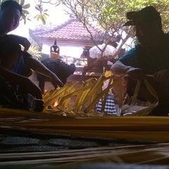 Photo taken at Bali Post by Wayne A. on 10/16/2014
