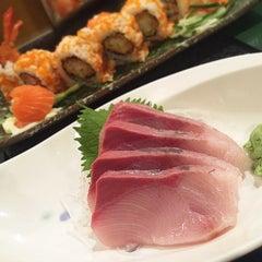 Photo taken at Sushi Sei by reza setiawan on 3/22/2015