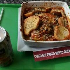 Photo taken at Spoleto Culinária Italiana by Ederson P. on 8/20/2015