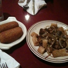 Photo taken at Rolando's Cuban Restaurant by Cyndi C. on 10/6/2012