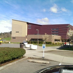 Photo taken at Newport High School by Ian C. on 3/16/2015