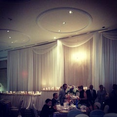 Photo taken at Le Parc Banquet Hall by Tobin E. on 5/25/2013