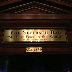 Photo taken at The Seelbach Hilton Louisville by Jim C. on 10/11/2012