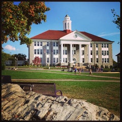 Photo taken at The Quad by Matthew K. on 10/5/2013