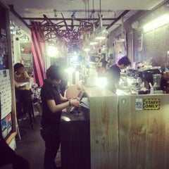 Photo taken at Subspace Coffeehouse by Paul P. on 11/22/2012