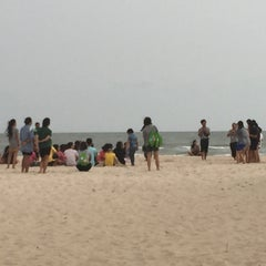 Photo taken at โรงแรมสวนบวกหาด (Beach Garden Hotel Cha-am) by Manutchaya S. on 3/23/2015