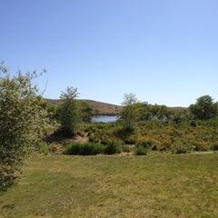 Photo taken at Lake Skinner Splash Pad by Nadim T. on 4/15/2012