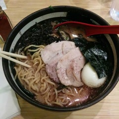 Photo taken at Santa Ramen by Jane N. on 1/12/2015