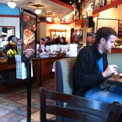 Photo taken at Corner Bakery Cafe by Bill W. on 11/1/2012