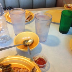 Photo taken at Cicis by Michael P. on 6/25/2014