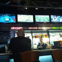 Photo taken at Fox Sports Bar by Grant M. on 9/16/2012