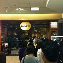 Photo taken at Nordstrom Cafe by Ramiah . on 3/17/2013
