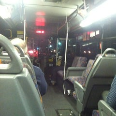 Photo taken at NJT - Bus 126 by Brian M. on 9/15/2013