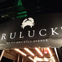 Photo taken at Truluck's by Uf T. on 7/29/2013