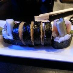 Photo taken at Musashi's Japanese Steakhouse by Miranda M. on 11/15/2012