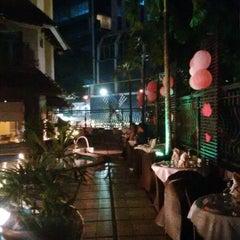 Photo taken at Kakatua Café by Febri I. on 2/14/2014