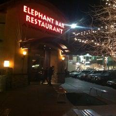 Photo taken at Elephant Bar by Sadaf H. on 12/29/2012