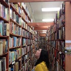 Photo taken at Downtown Books by Matt G. on 4/12/2014